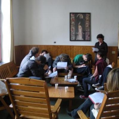 Retraite scolaire mai 2009