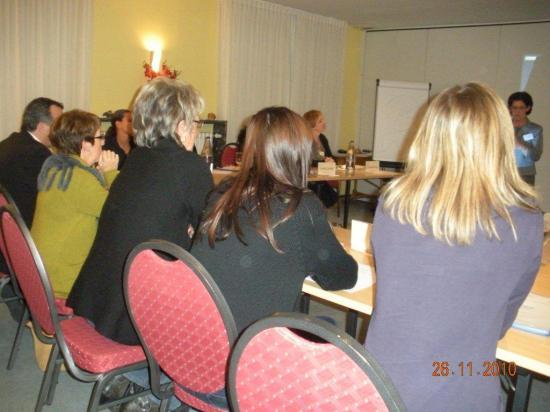 séminaire novembre 2010