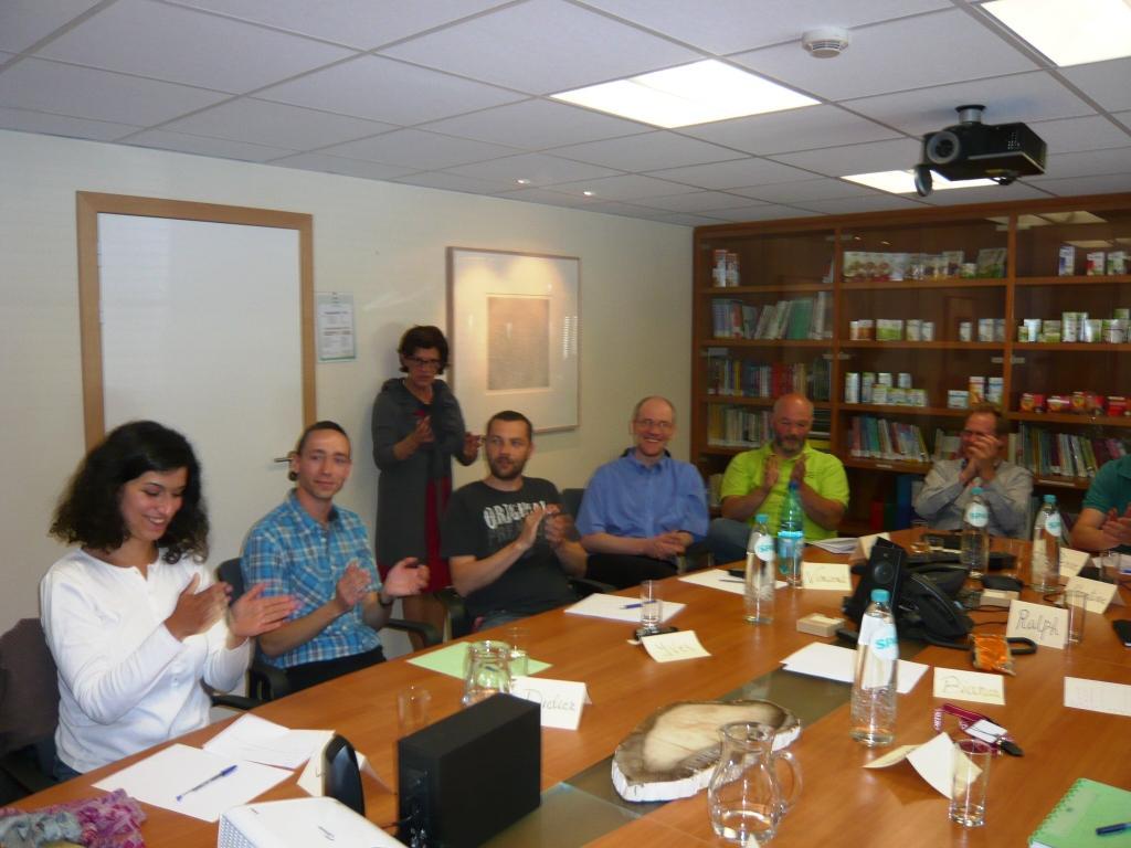 Laboratoire Ortis Juin 2012